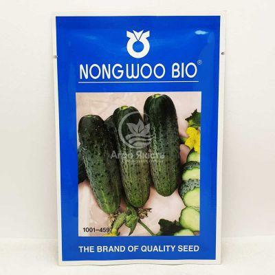 Огірок Аристократ F1 / Aristocrat F1 1000 насінин, партенокарпічний (Nong Woo Bio)
