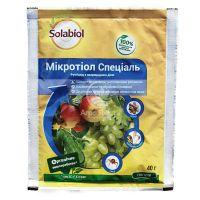 Мікротіол Спеціаль 40 грам, фунгіцид (SBM)