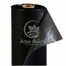 Плівка теплична чорна рукав 1500мм*50мкм