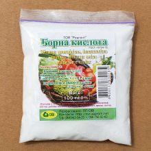 Борна кислота 100 грам (Україна)