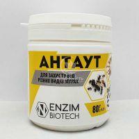 АнтАут 80 грам, біоінсектицид принада від мурах (Ензим - Агро)