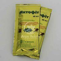 Актофіт 40 мл, біо - інсектицид (Біоветфарм)