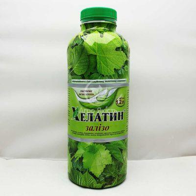 Добриво Хелатин залізо 1,2 л