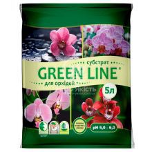 Субстрат Green Line для орхідей 1 л
