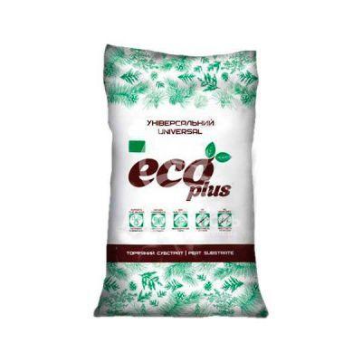Субстрат торф'яний ECO PLUS універсальний 20 л