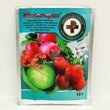 Фітоспорин 10 грам, біофунгіцид (Восор)