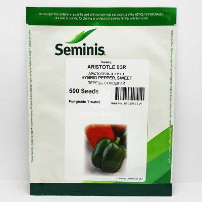 Перець Арістотель F1 / Aristotele F1 500 насінин, солодкий (Seminis)