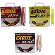 Шнур Fishing Roi Excite WX4 multicolor 150 m 0.12 mm 3,5 kg