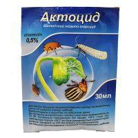 Актоцид 30 мл, біо інсекто-акарицид (Восор)