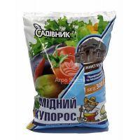 Мідний купорос 300 грам, фунгіцид (Агрохімпак)