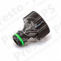 Адаптер Presto-PS під коннектор із внутрішнім різьбленням 3/4 дюйма (4012)