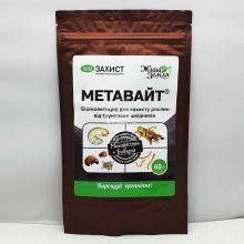 Метавайт 60 грам, біоінсектицид для захисту рослин від грунтових шкідників (БТУ-Центр)