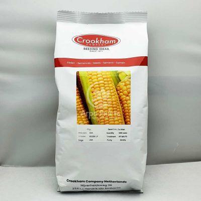 Кукурудза цукрова Джіа F1 / Gia 5000 насінин, суперсолодка біколор Crookham Company Netherlands (Hazera)