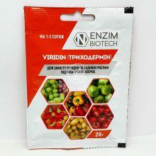 Триходермін 20 грам, біо - фунгіцид (Ензим - Агро)